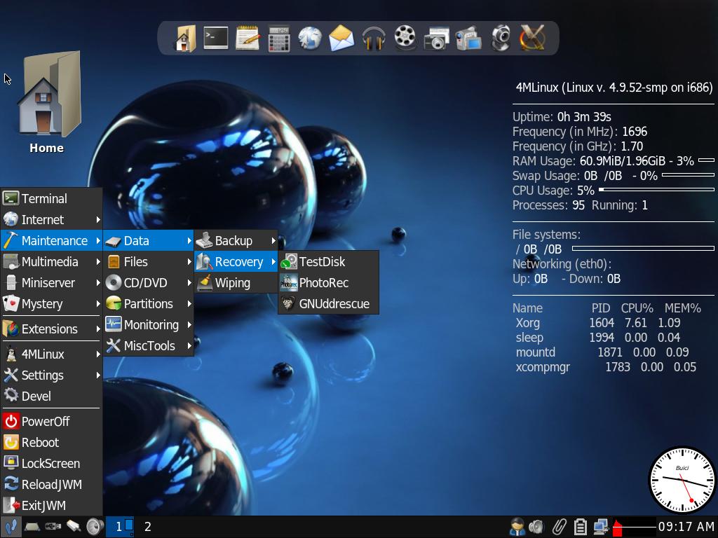 Linux Desktop Environment - I migliori per estetica (IMHO)