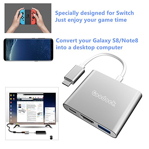 Goodex Goodock - L'alternativa economica a Samsung Dex Station