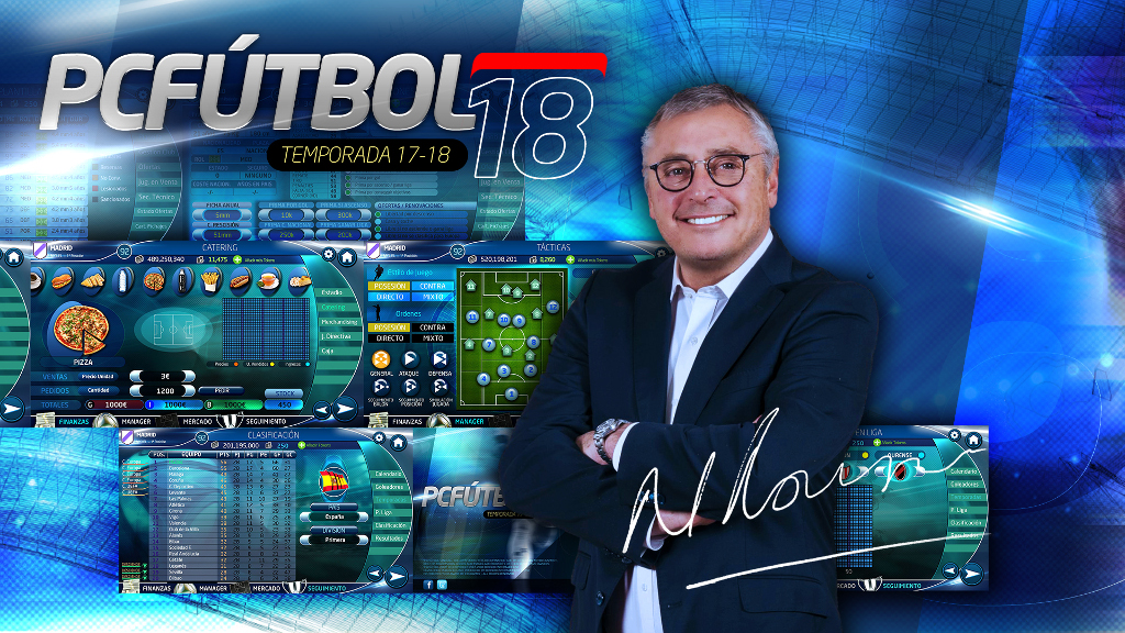 E' arrivato PC Calcio 18, disponibile su PC ed Android / iOS!